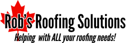 Rob's Roofing Solutions